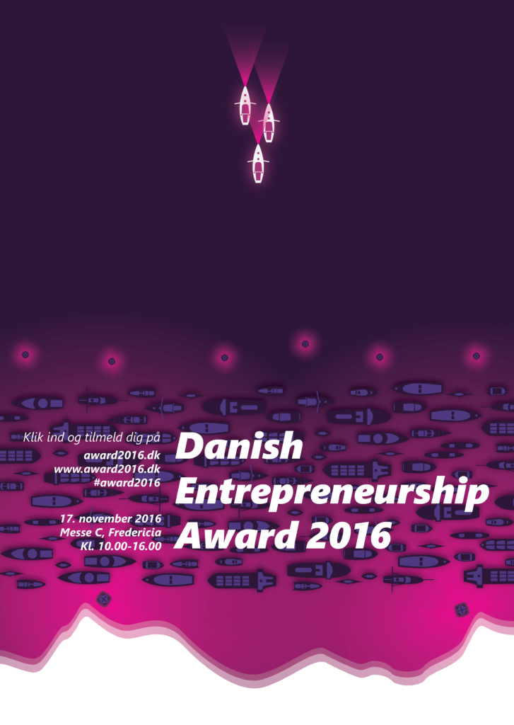 Danish Entrepreneuship award 2016