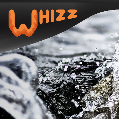 Whizz <br> Webdesign, Logo design